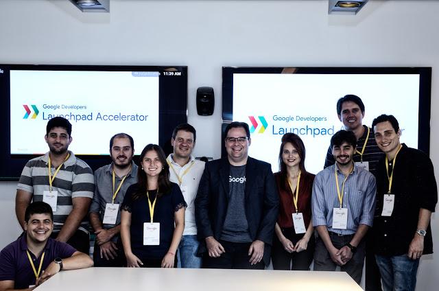 Primeira turma do LaunchPad-Accelerator Brasil