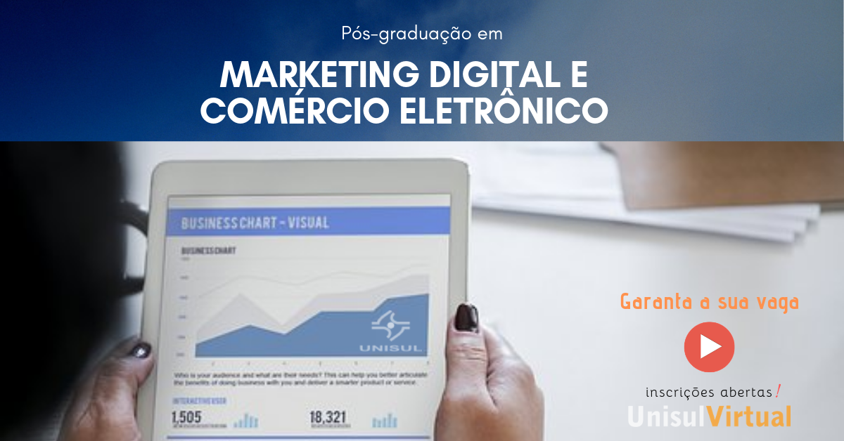 Pós-graduação marketing digital luciana manfroi aulas